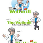The Wellmill – Better health and Nutrition Logo